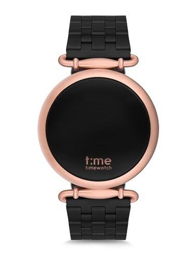Timewatch Saat Siyah